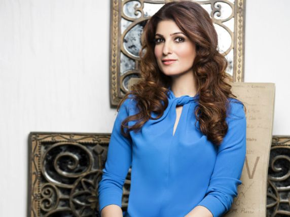 Twinkle Khanna for Write for India Season 2 Times of India