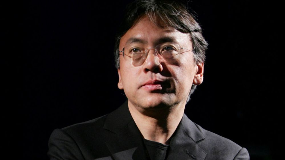 Kazuo Ishiguro WInner 2017 Nobel Prize for Literature